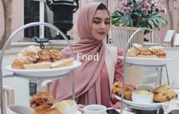 food Muslim Inluencers